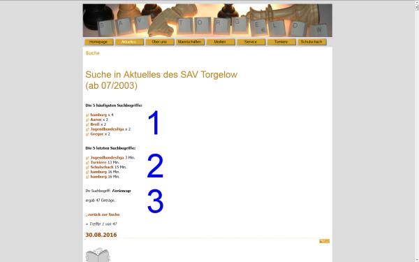 Programm 2005//06 Dresdner SC 1898 GW Görlitz